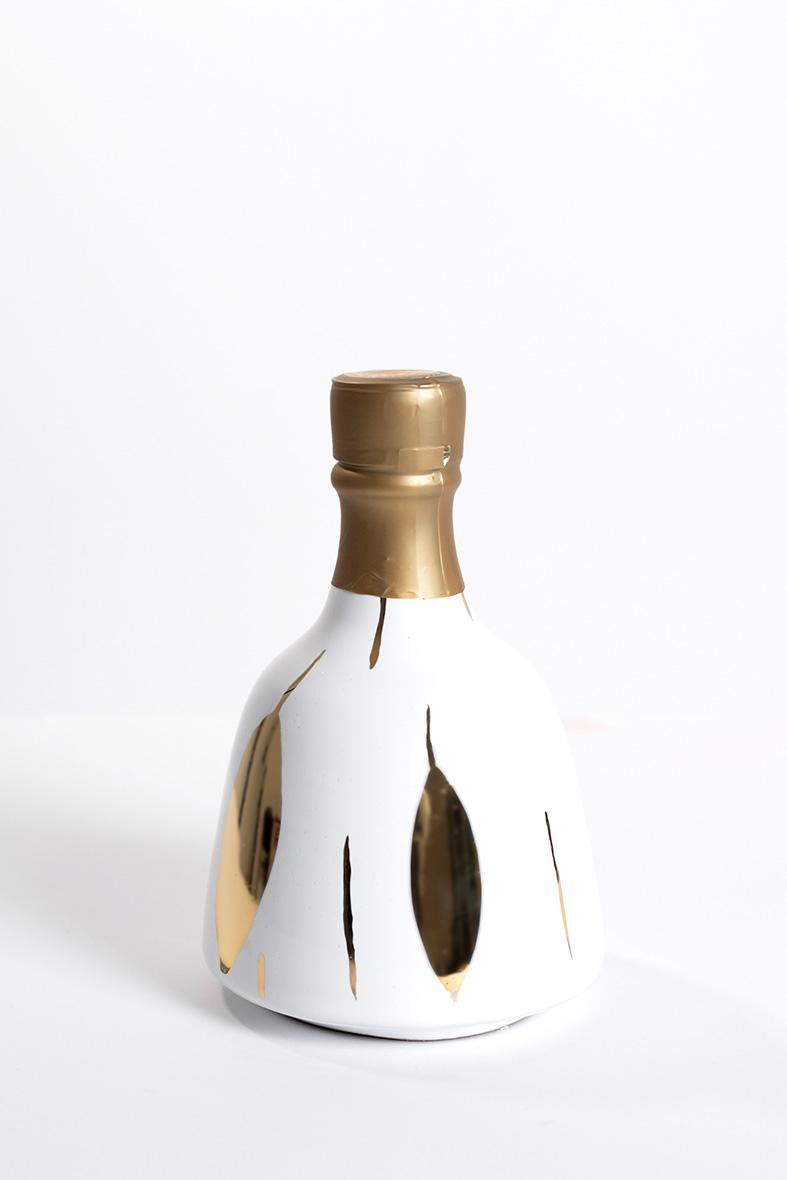Olio Extravergine d'oliva<br>aromatizzato all'origano