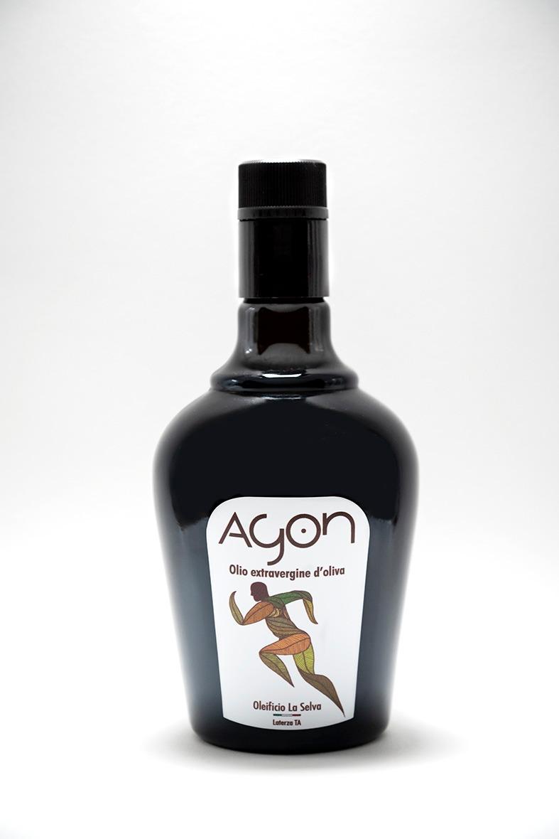 Packaging Olio Extravergine d'Oliva aromatizzato